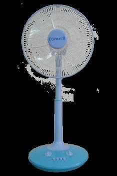 Stand Fan (blue color)